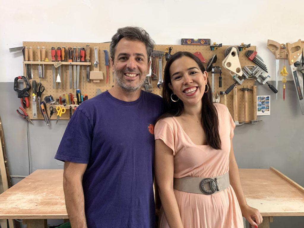 Dani y Lee Lima Kutuva Montessori