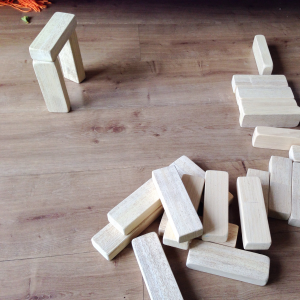 Bloques de construcción montessori - Kutuva