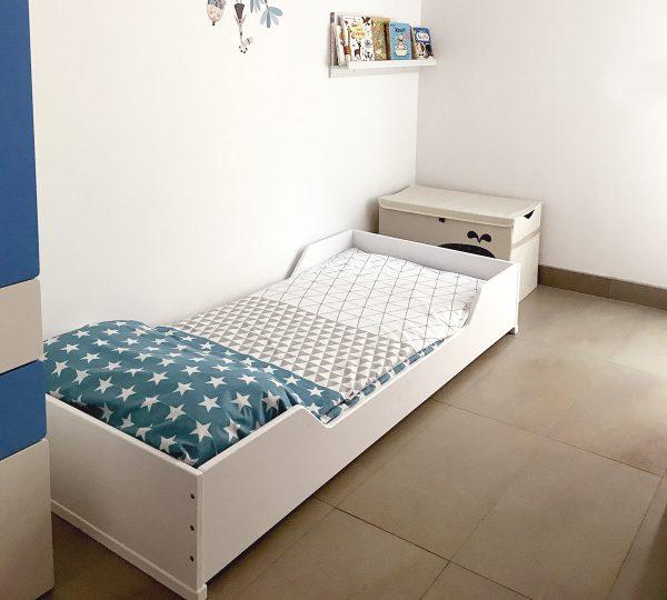 cama montessori 160
